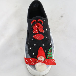 LAGUNA SHOES Custom Holiday Christmas Sneakers